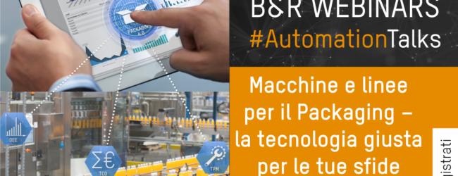 Macchine e linee per il Packaging: la tecnologia giusta