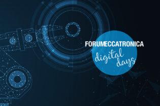 Meccatronica Digital Days: le nuove frontiere delle tecnologie meccatroniche