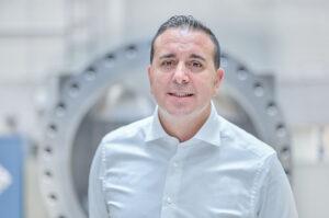 Claudio Bonafede, direttore generale del MAAG Group Italy