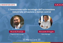 Al via il 30 marzo i Moog Innovation Days