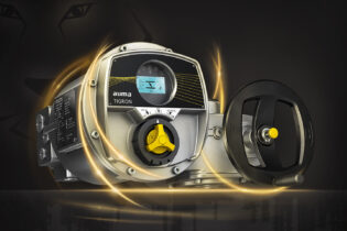 Auma Tigron: il nuovo attuatore elettrico per l'Oil&Gas