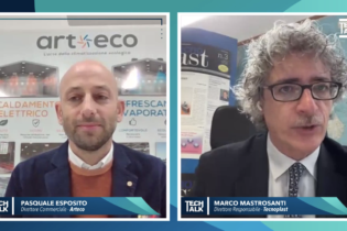 TechTalk, intervista a Pasquale Esposito, Direttore Commerciale di Art-Eco – VIDEO
