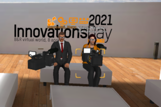 Nel mondo virtuale di B&R Innovations Day 2021, l'intervista a Nicoletta Ghironi – VIDEO