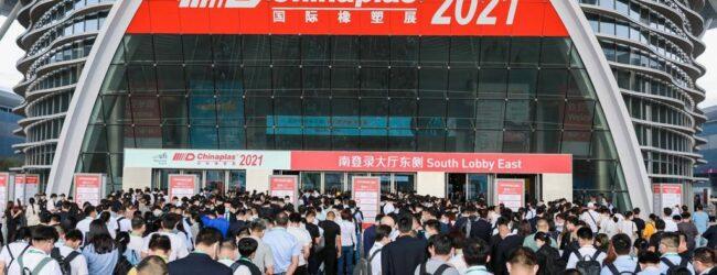 Chinaplas 2021, la photogallery