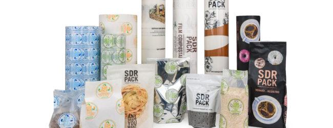Da SDR PACK, imballaggi flessibili riciclabili e compostabili