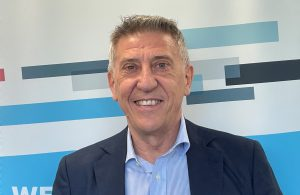 Andrea Maffioli VP Industrial Application Bosch Rexroth