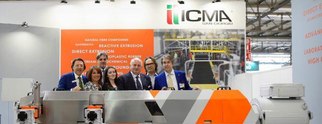 ICMA San Giorgio: verso un'economia circolare della plastica