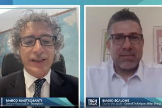 TECH TALK: intervista a Biagio Scalone di Control Techniques – VIDEO
